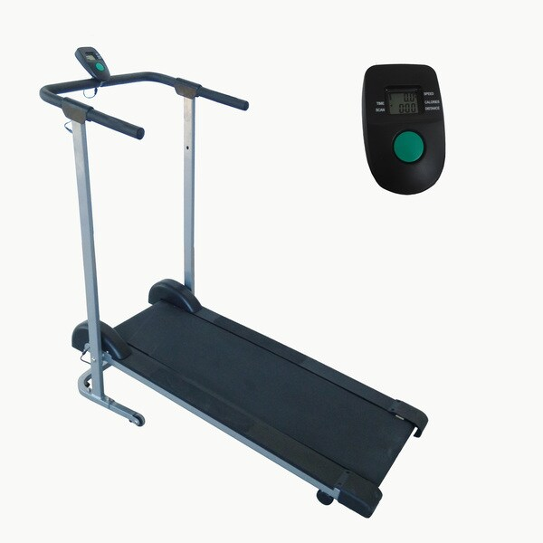 Sunny Health & Fitness SF-T1407M Manual Walking Treadmill