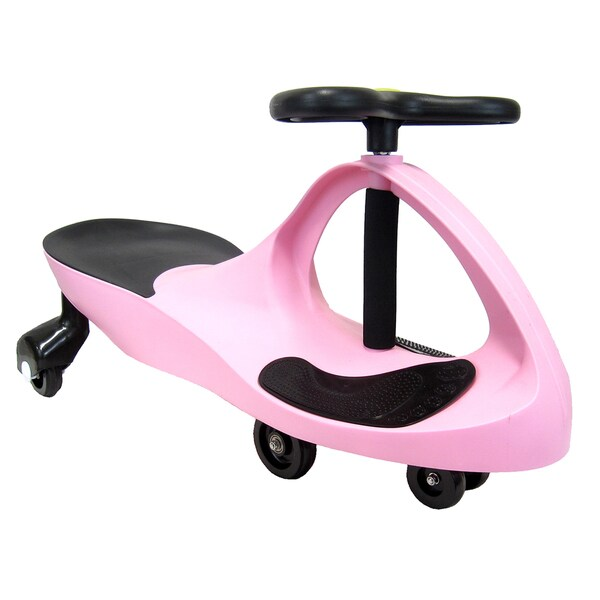 Joyriders Flower Pink Swing Car