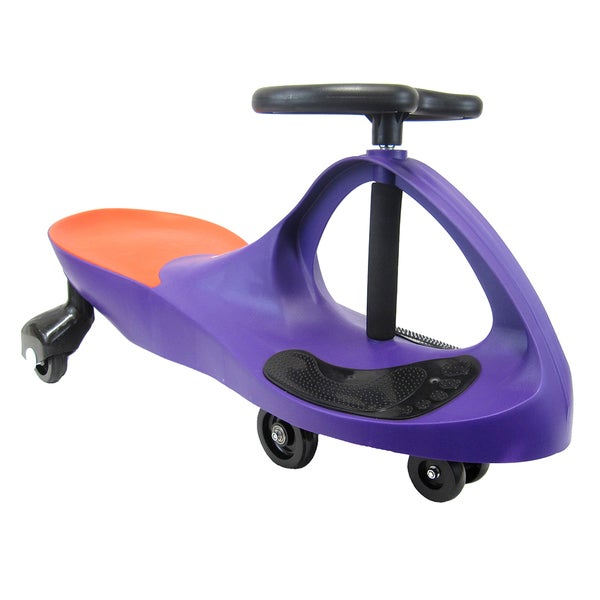 Joy RidersRoyal Purple Swing Car
