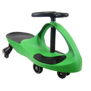 Joy Riders Grass Green Swing Car