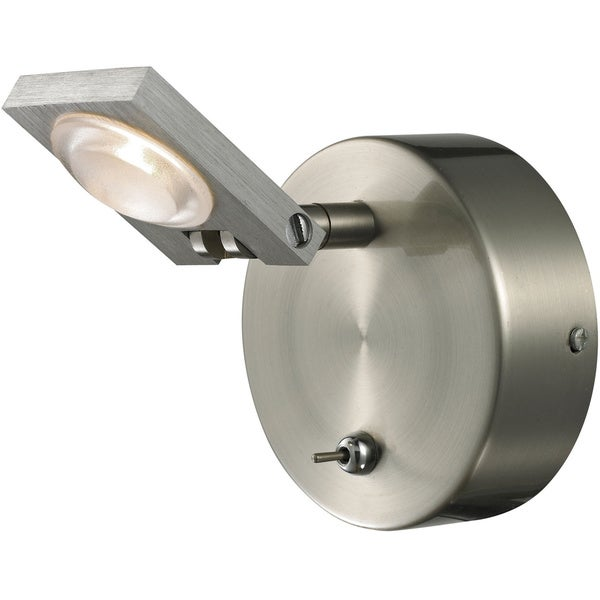 Reilly Nickel/ Aluminum Fixture