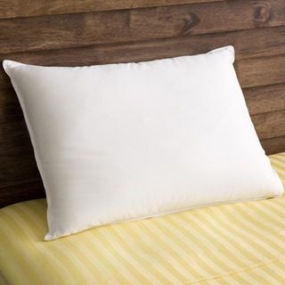 Grandeur Collection 300 Thread Count Cotton Luxe Down Alternative Pillow