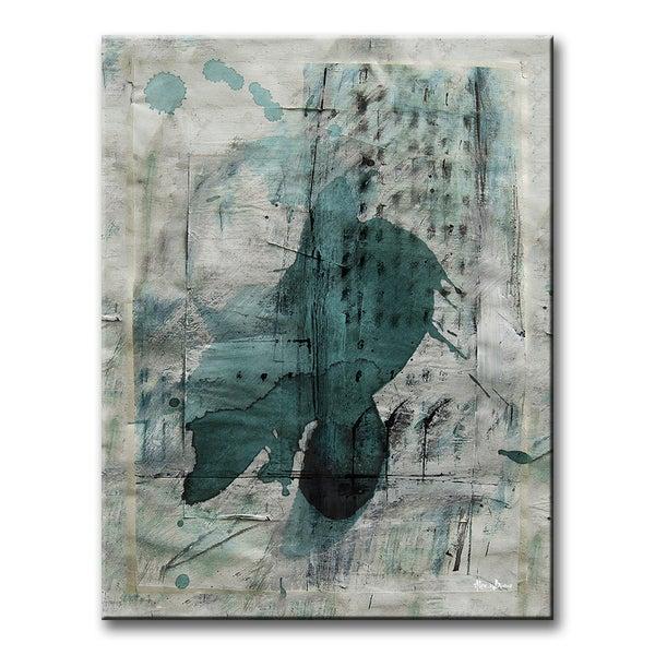 Ready2HangArt 'Inkd XXVIII' Canvas Art