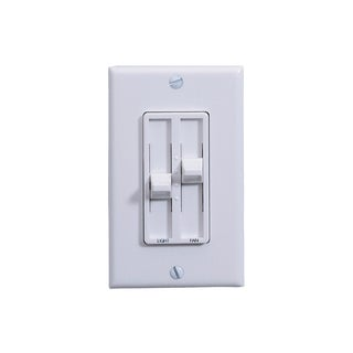 Monte Carlo Multi-Function White Wall Switch