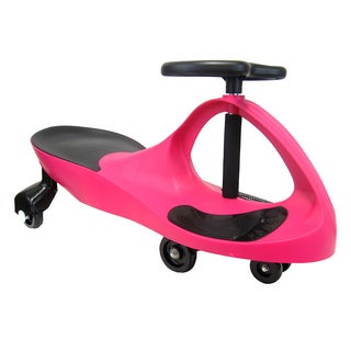 Joy Riders Pink Beauty Swing Car