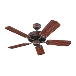 Homeowner's Select II Roman Bronze 42-inch Ceiling Fan
