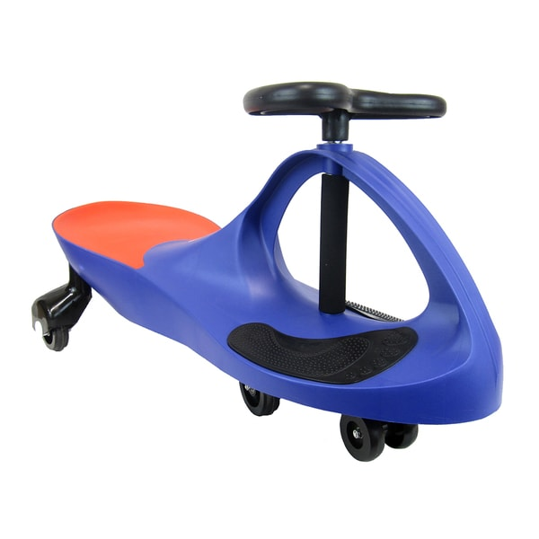 Joy Riders Navy Blue Swing Car