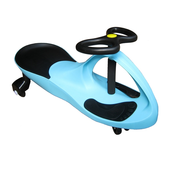 Joy Riders Sky Blue Swing Car