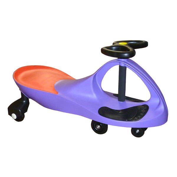 Joy Riders Lilac Swing Car