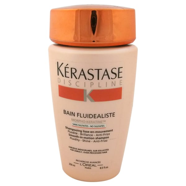 Kerastase Discipline Bain Fluidealiste 8.5-ounce Shampoo