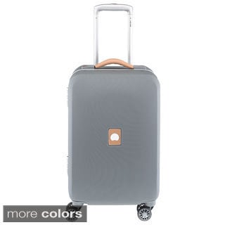 Delsey Honore 18.5-inch Hardside Carry-on Spinner Trolley Suitcase
