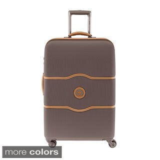 Delsey Chatelet 24-inch Hardside Spinner Trolley Suitcase