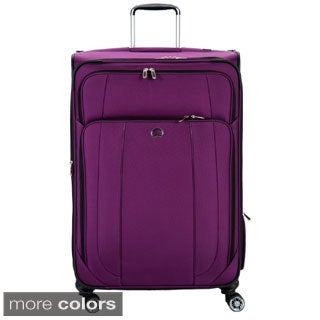 Delsey Helium Cruise 29-inch Expandable Spinner Suiter Upright Suitcase
