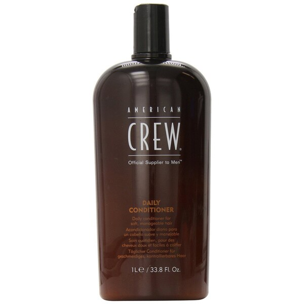 American Crew 33.8-ounce Daily Conditioner