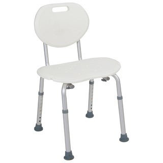 Drive Medical Bath Seat with Oval Back