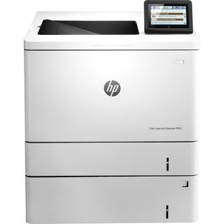HP LaserJet M553x Laser Printer - Color - 1200 x 1200 dpi Print - Pla
