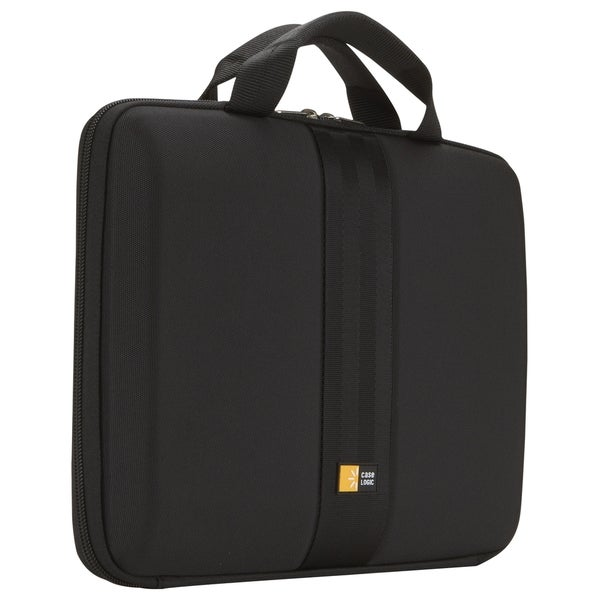 Case Logic INT111 Carrying Case (Attach for Tablet, Notebook - Black