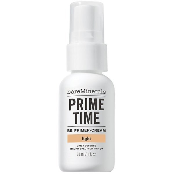 bareMinerals Prime Time BB Primer Cream Daily Defense Broad Spectrum SPF30