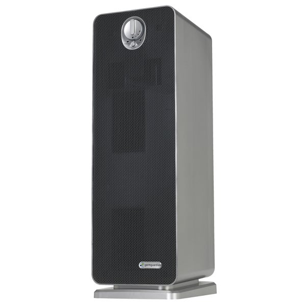 GermGuardian - Clean Series Tower Air Purifier - Black/Gray AC4900CA