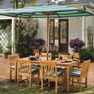 Oxford Garden Hampton 76 inch Rectangular Dining Table