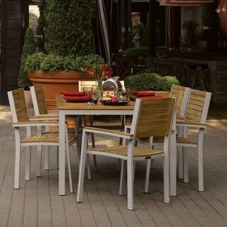 Travira 63 inch Dining Rectangular Table