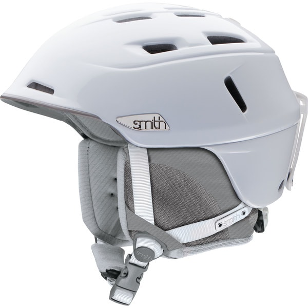 Smith Compass White Snow Helmet