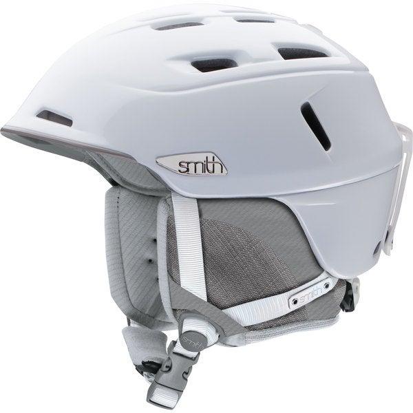 Smith Compass White Snow Helmet