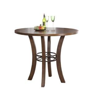 Avery Oak Wood Pub Table