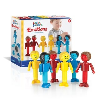 Guidecraft Better Builder Emotions 30-piece Set