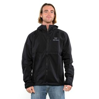 Arc'Teryx Men's Squamish Black Hoody