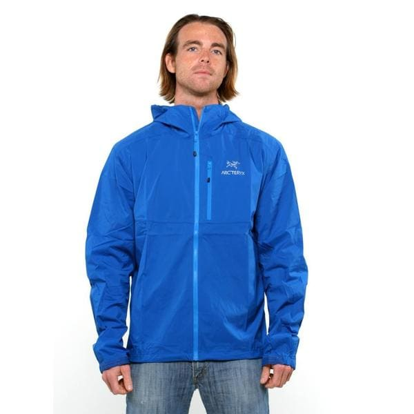 Arc'Teryx Men's Squamish Borneo Blue Hoody