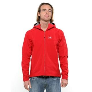 Arc'Teryx Men's Epsilon LT Diablo Red Hoody