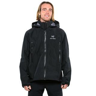 Arc'Teryx Men's Beta AR Black Jacket