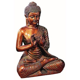 Marble Decorative Buddha Figurine