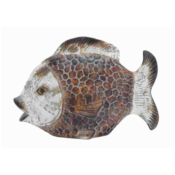 Ceramic Decorative 11-inch Fish Decoration