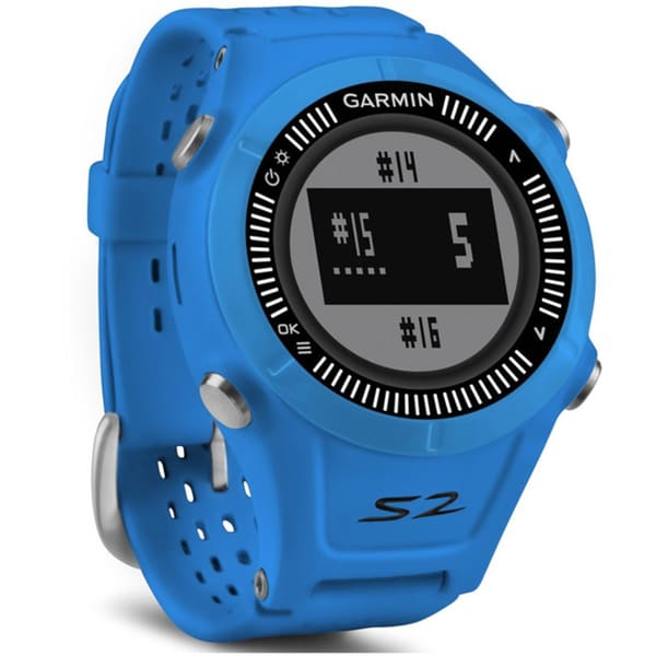 Garmin Approach S2 Blue GPS Watch