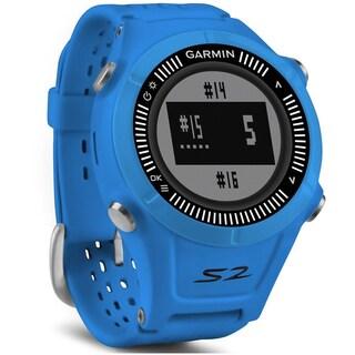Garmin Approach S2 Blue GPS Watch