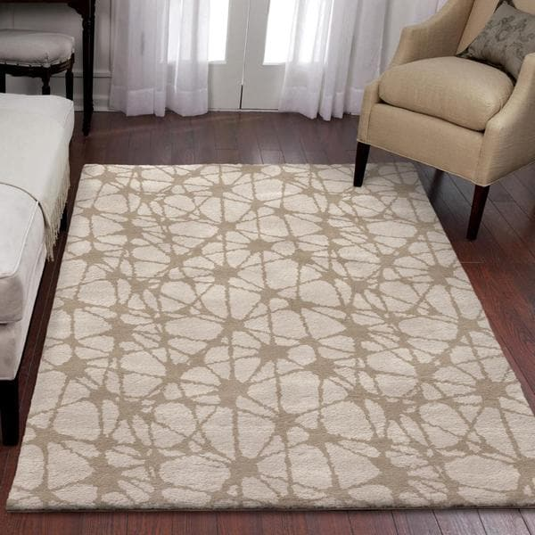 "Sherwood Collection Constellation Adobe Area Rug (7'10"" x 10'10"")"