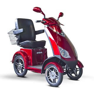 E-Wheels EW-72 4-wheel High-power Mobility Scooter