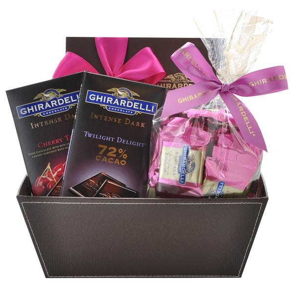 Dark Chocolate Mother's Day Gift Basket