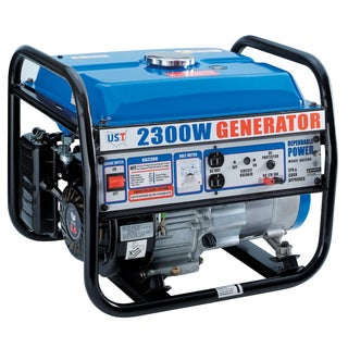 2300 Watts Peak, 2000 Watts Continuous Gas Powered Generator