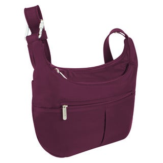 Travelon Anti-theft Classic Slouch Hobo Travel Tote