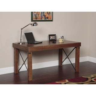Industrial Island Desk