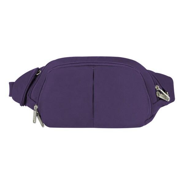 Travelon Anti-theft Classic Slim Waistpack