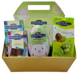 Ghirardelli Little Bunny Basket