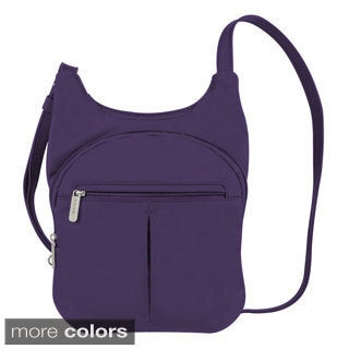 Travelon Anti-theft Small Crossbody Tote Bag