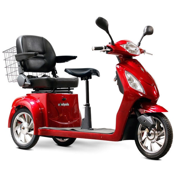 E-Wheels 66 2-person Fast Mobility Scooter