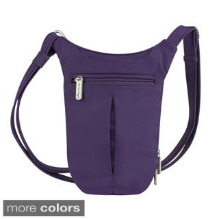 Travelon Anti-theft Classic Slim Pouch Crossbody Bag