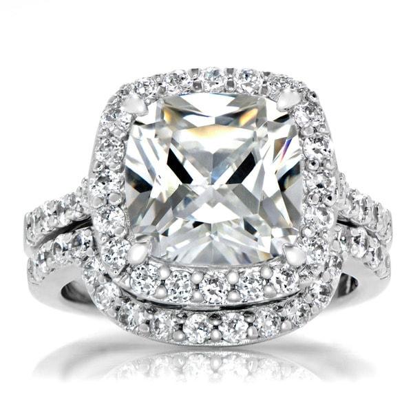 Cz Wedding Ring Sets 57 Trend