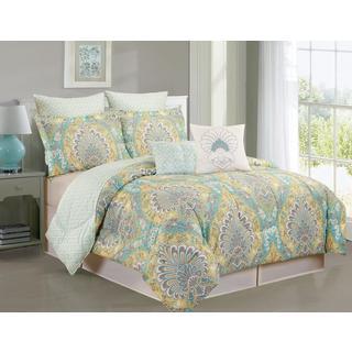 Nicobar 8-piece Comforter Set